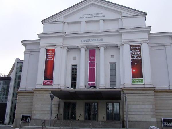Magdeburg Hotel Nahe Oper