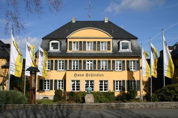 Haus Schlesien Königswinter Heisterbacherrott